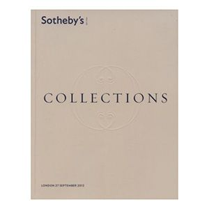 Sotheby's Collections September 2012