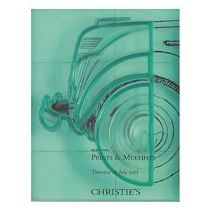 Christie's Prints & Multiples July 2011